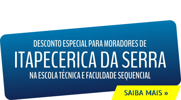 Desconto para munícipes de Itapecerica da Serra